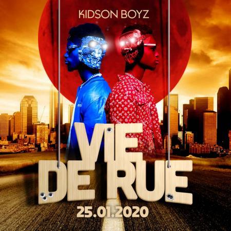 Le duo KIDSON BOYS dévoile enfin le clip de leur single «VIE DE RUE»