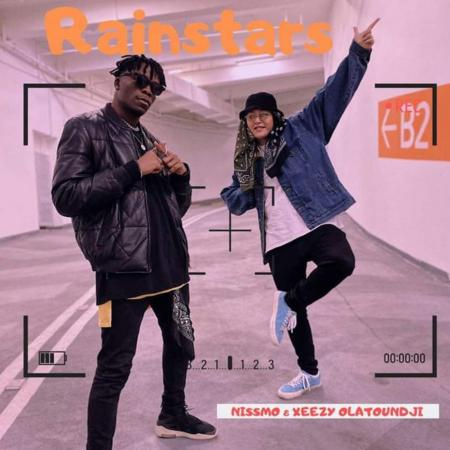 Xeezy Olatoundji offre du rap made in china RAINSTARS avec Nissmo