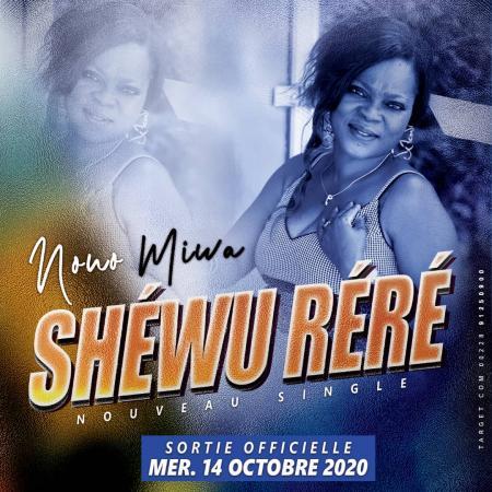 L'artiste Nono Miwa sensibilise la couche juvénile pour sa nouvelle sortie « Shéwu Réré »