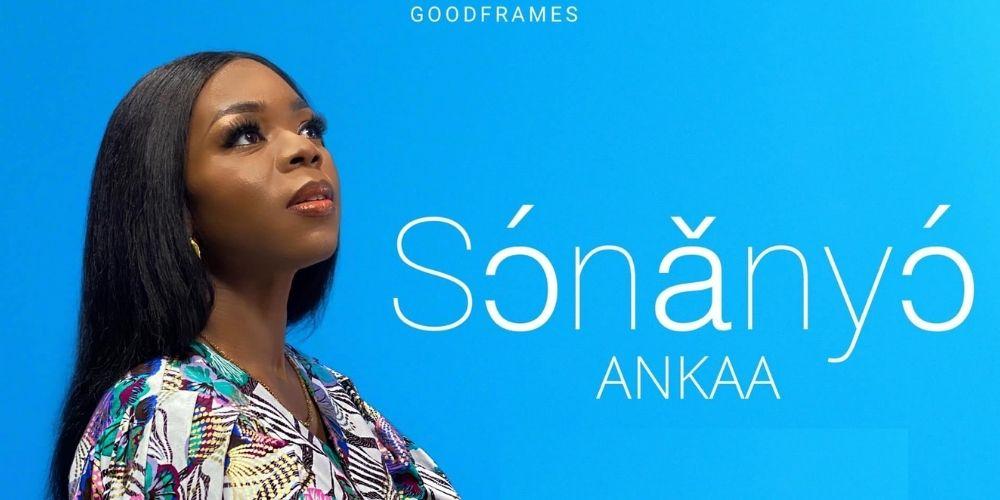 « Sônagnon », le nouvel hymne d'espoir de la chanteuse Ankaa