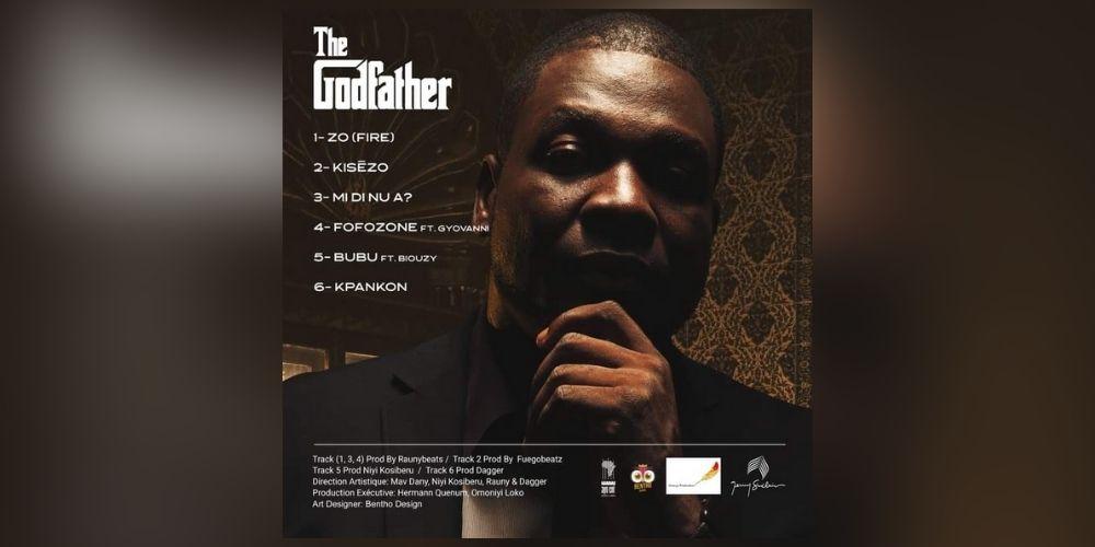 Voici les raisons pour lesquelles vous devez absolument écouter l'EP « The GodFather » de Foo Logozo ?
