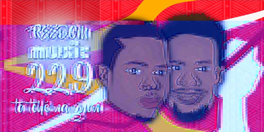 Le duo Freedom Music 229 invite à un changement de mentalité avec leur titre «Totché Na Gnon»