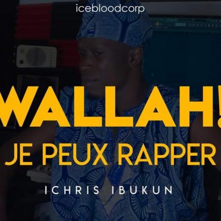 WALLAH! JE PEUX RAPPER de IChris IBUKUN, Une école pour les passionnés du rap game.