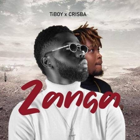 TIBOY SHALLA et CRISBA enflamment les pistes de danse avec leur collaboration «Zanga»