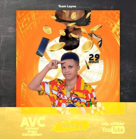 Avec le clip vidéo «AVC», le jeune artiste Mister Rémi-J officialise son entrée dans l'arène musicale