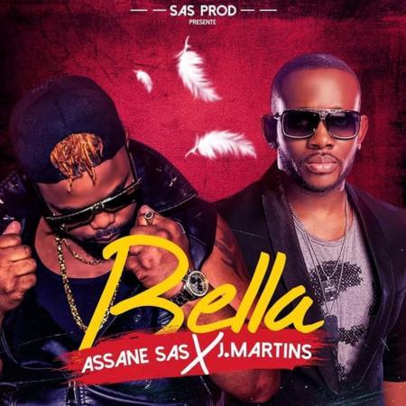 Assane Sas et J Martins chantent pour BELLA