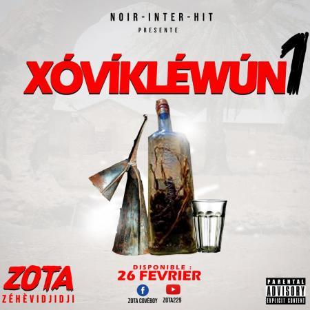 Le rappeur Zota prend le taureau par les cornes avec son projet musical XòviKléwùn