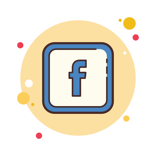 Logo Facebook sur My Addictive