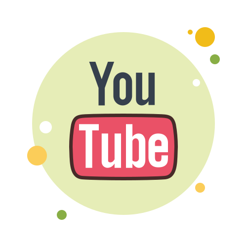 Logo Youtube sur My Addictive